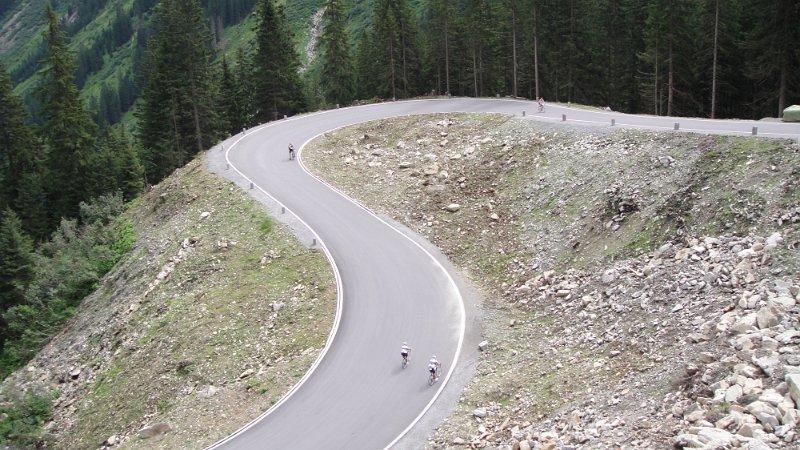 Zum Bericht über den Alpen-Marathon...