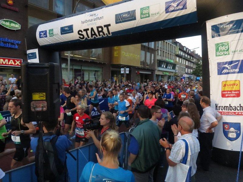 Zum Bericht über den Halbmarathon...
