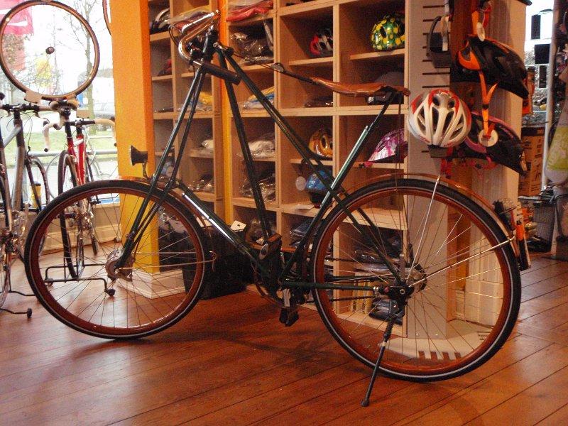 Außergewöhnliche Fahrräder Bilder Forum Helmuts Fahrrad Seitende