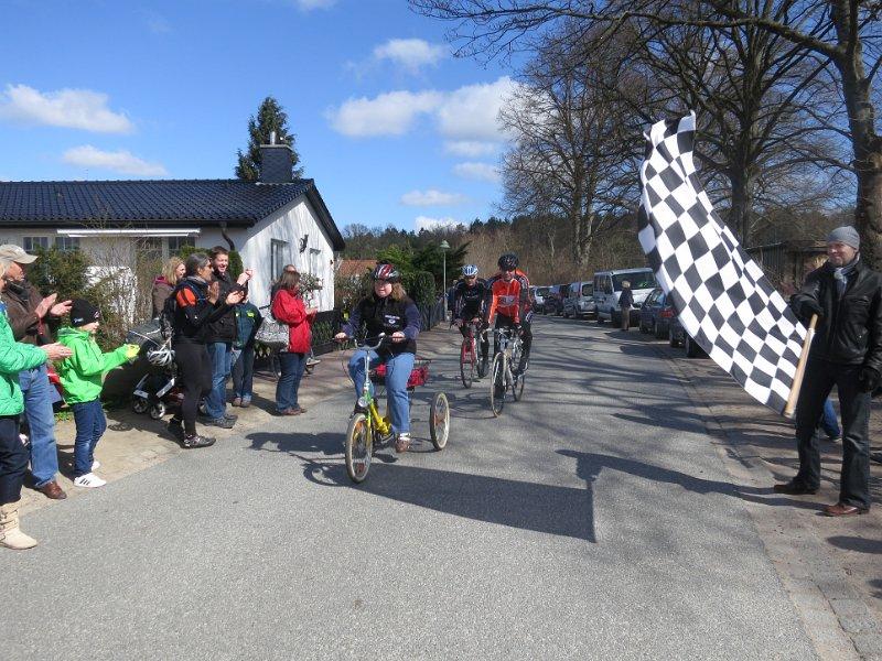 Zum Bericht über die Radrundfahrt...