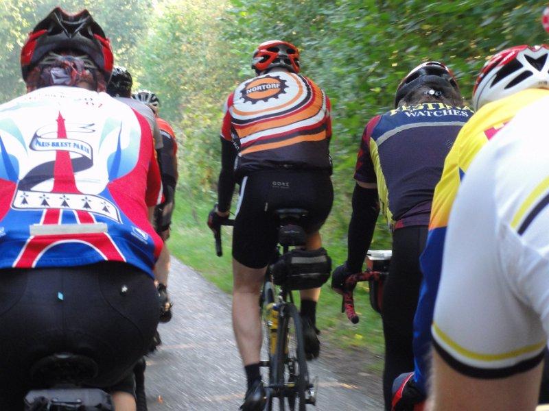Zum Bericht über die Radrennen...